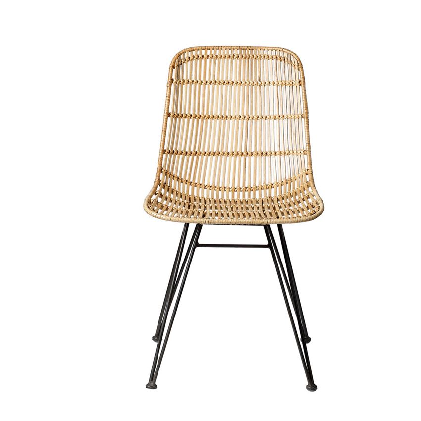 Kit Dining Chair Natural Eclectic Goods