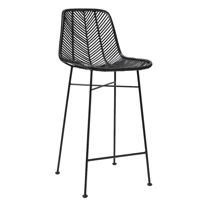 Kit Barstool Black Eclectic Goods Eclectic Goods