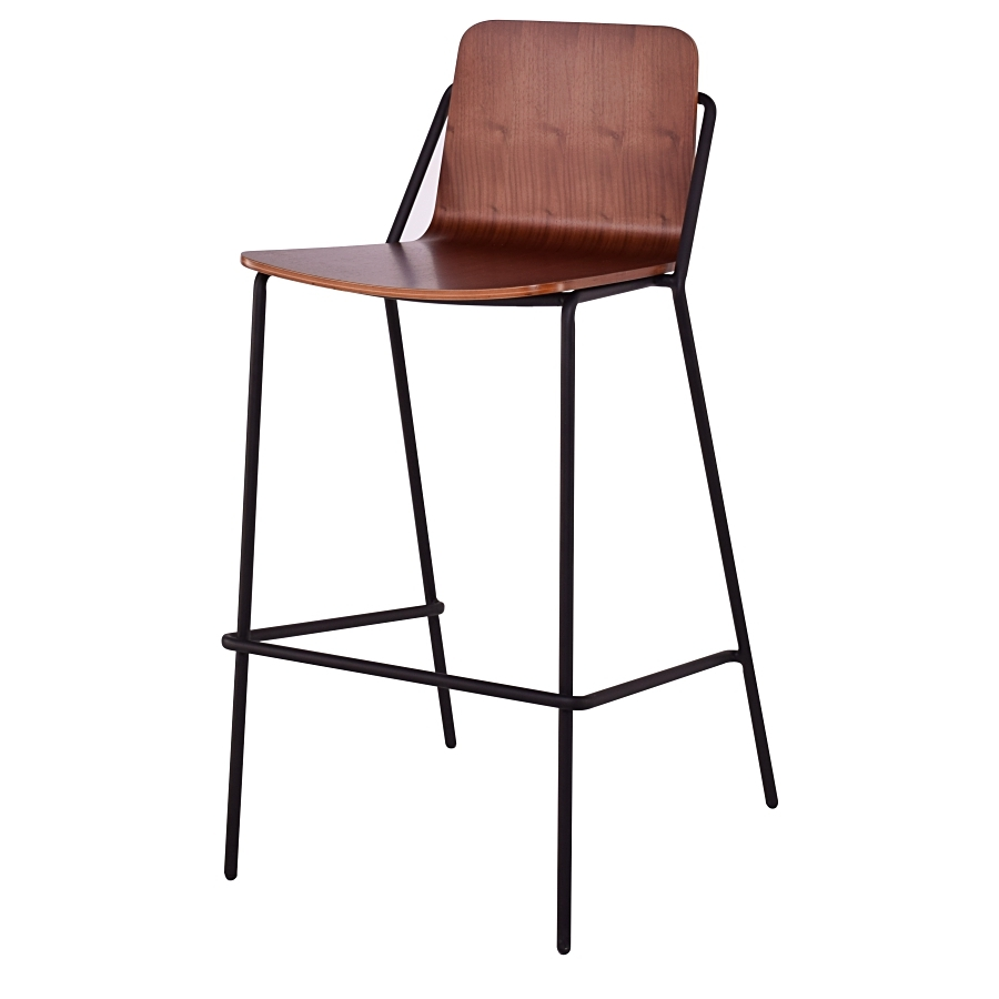 Vicente Walnut Counter Stool Eclectic Goods : slingbarstool2 from eclecticgoods.com size 900 x 900 jpeg 128kB