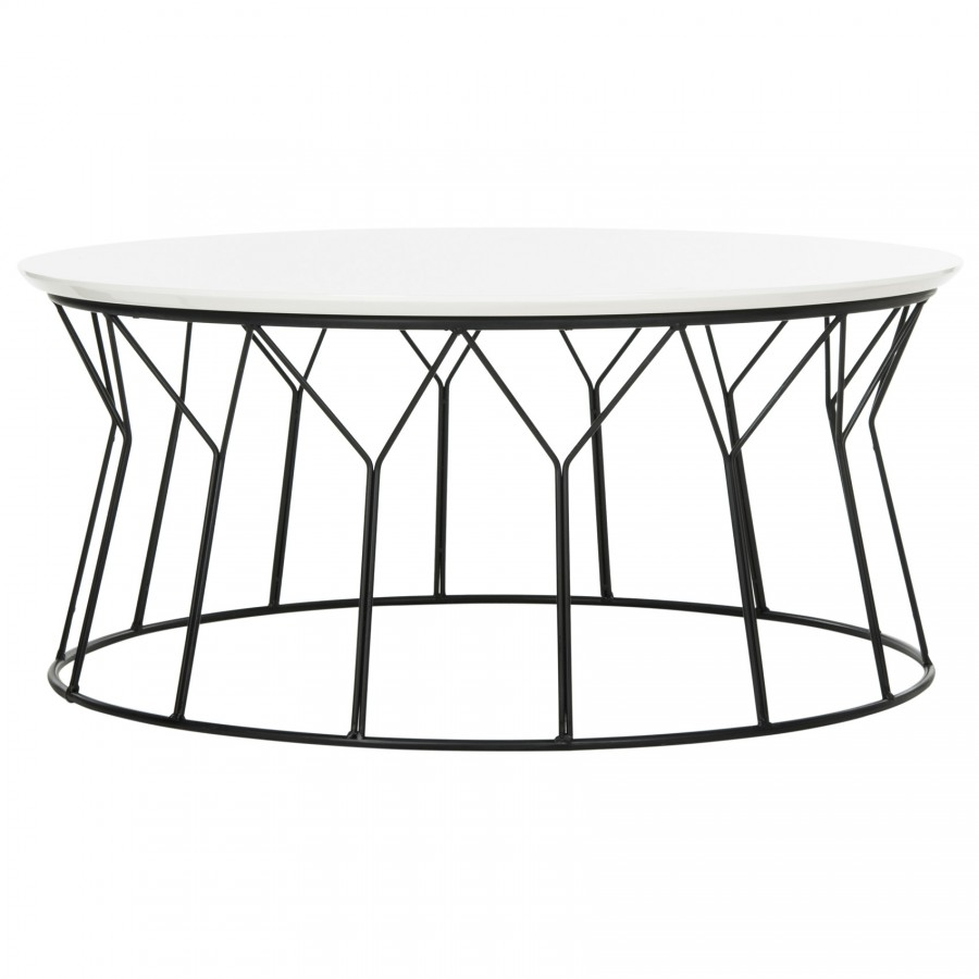 Black Wire Coffee Table The Coffee Table