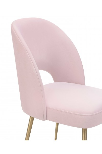 Sadie Dining Chair Blush Eclectic Goods Eclectic Goods