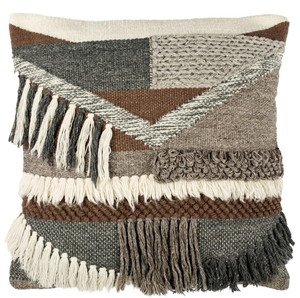 Modern Kilim Pillows : Modern Kilim Pillow No. 3 Large : Eclectic Goods