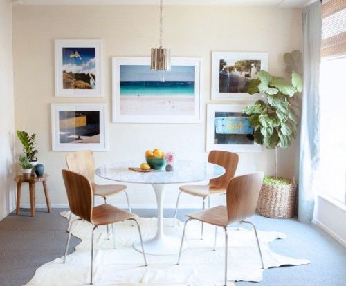 Coastal Modern Style Vibe Eclectic