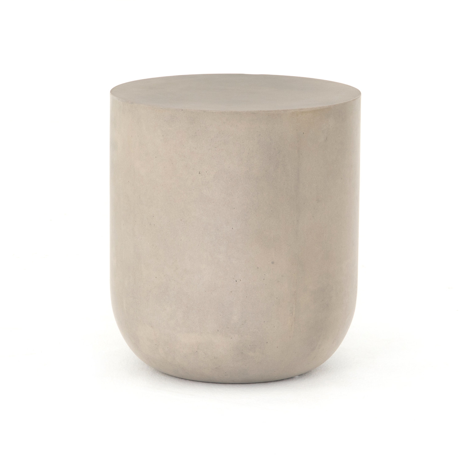 Picture of: Mod Concrete Round End Table Eclectic Goods Eclectic Goods