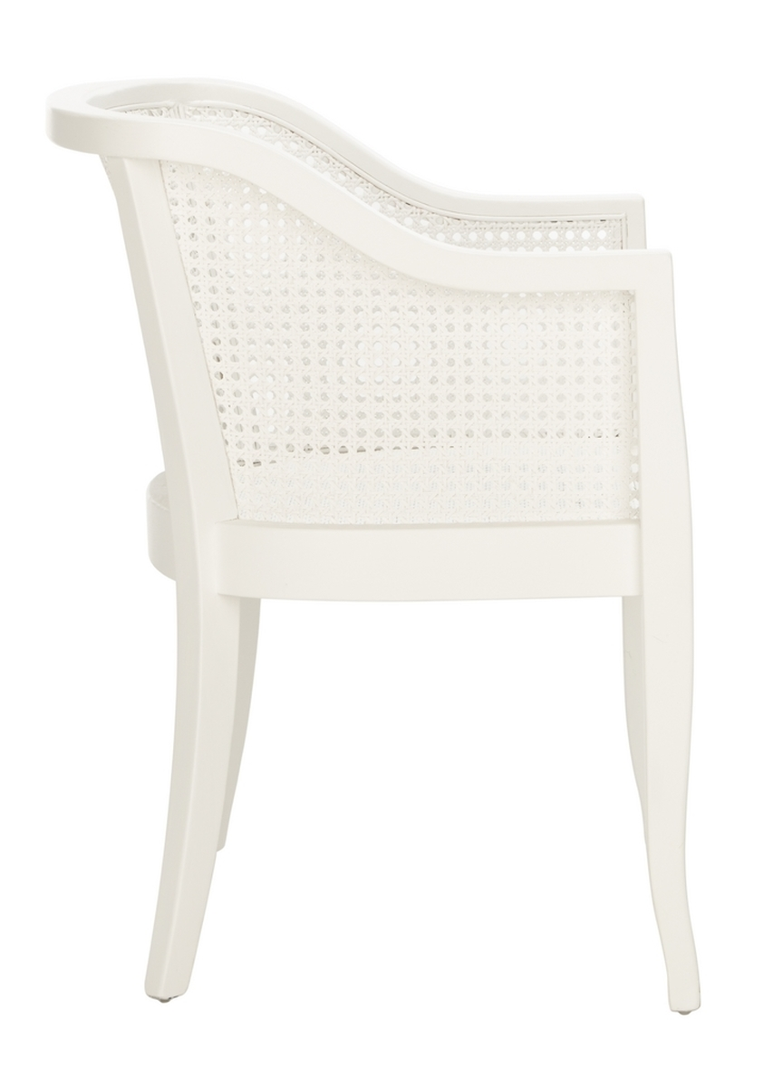 Regency Dining Chair White Eclectic Goods Eclectic Goods