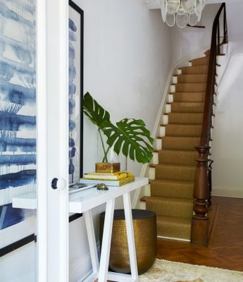 Eclectic Goods Entryway Design - HomePolish Cover Image