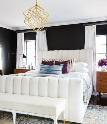 Eclectic Goods - Shay Mitchell Bedroom Inpsiration