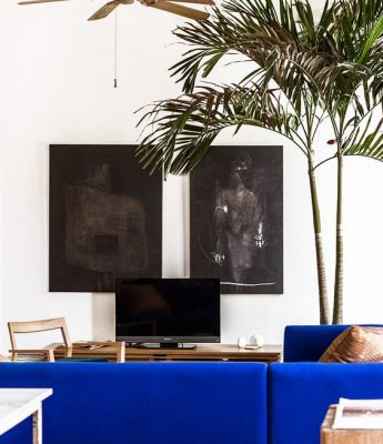 Eclectic Goods - Statement Sofa Inspiration Image