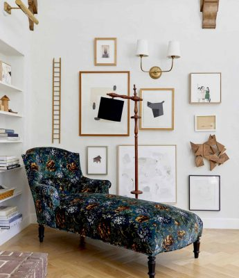 Chaise Lounge Inspiration - Eclectic Goods